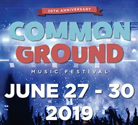 Common Ground promo