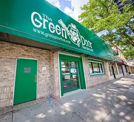 The Green Door Lansing Michigan