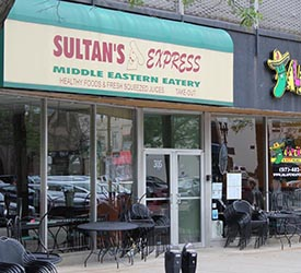 Sultan's Express